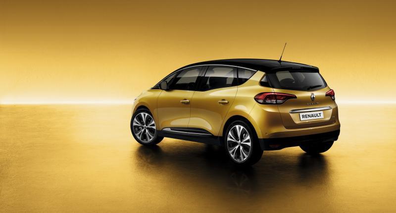 Column - Waarom staat zelfs een Renault Scénic tegenwoordig op 20-inch wielen?