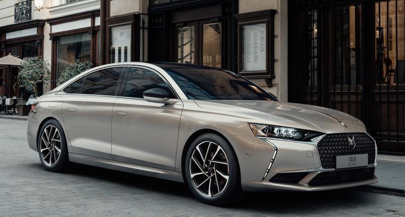 Eerste review DS 9 E-Tense: 82.580 euro goedkoper dan een Mercedes S-klasse