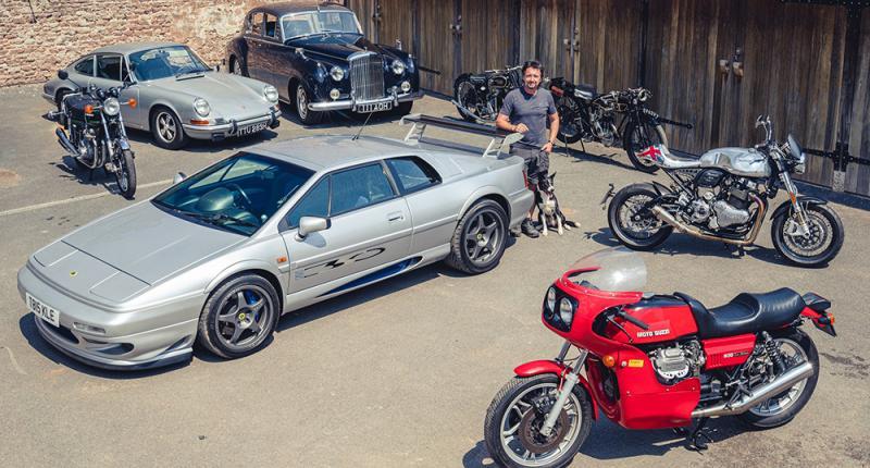 Koop dan! Richard Hammond - van Top Gear en The Grand Tour - doet klassiekers weg