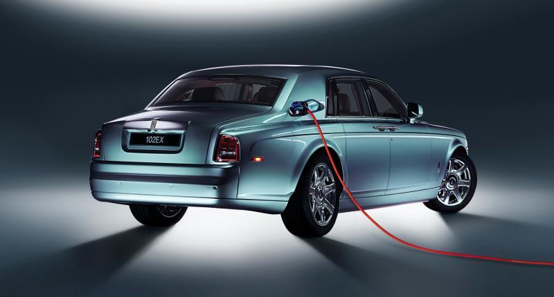 Wat is Silent Shadow? Een stripheld, een superspion, een elektrische Rolls-Royce?