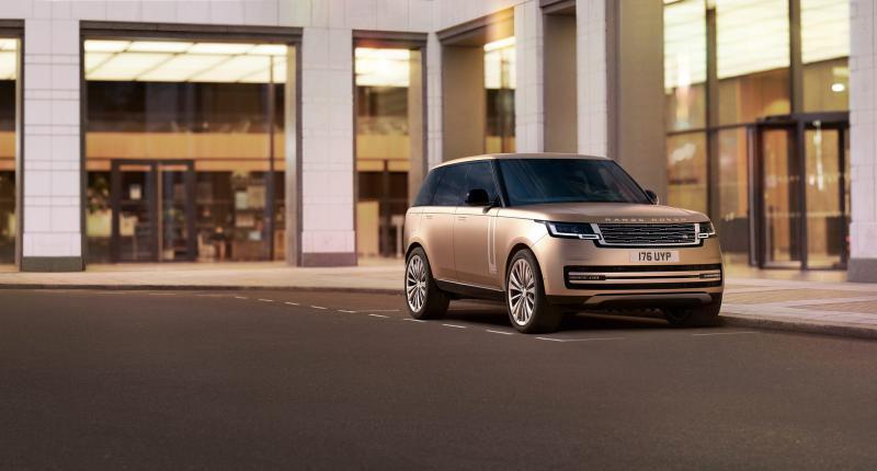 Officieel! De nieuwe Range Rover lijkt wel héél erg op de huidige