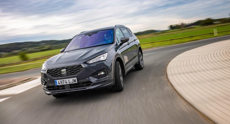 Eerste review: Seat Tarraco 2.0 TSI 4Drive FR (2020)