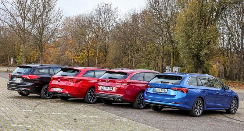 Compacte wagons getest: van welke auto word jij het vrolijkst?