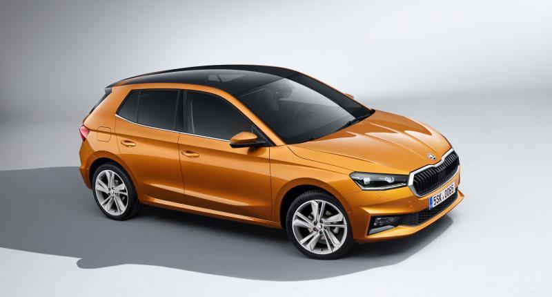 De nieuwe Skoda Fabia is net zo lang als een Volkswagen Golf [UPDATE: prijzen bekend]