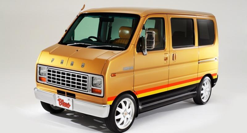 Gaaf! Japanse firma bouwt kei cars om tot klassieke Amerikanen