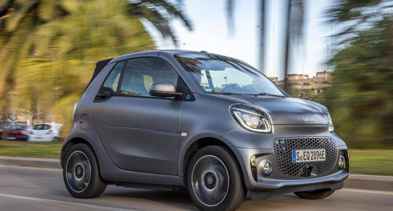 Eerste review: Smart EQ Fortwo  (2020)