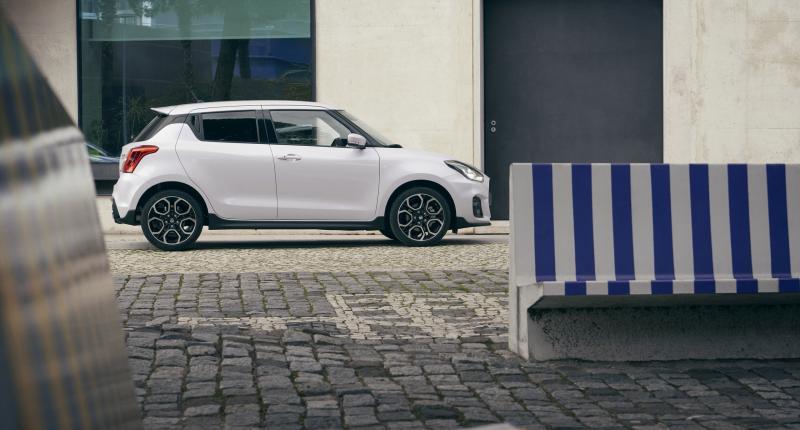 Suzuki Swift Sport (2020) krijgt stroomstoot