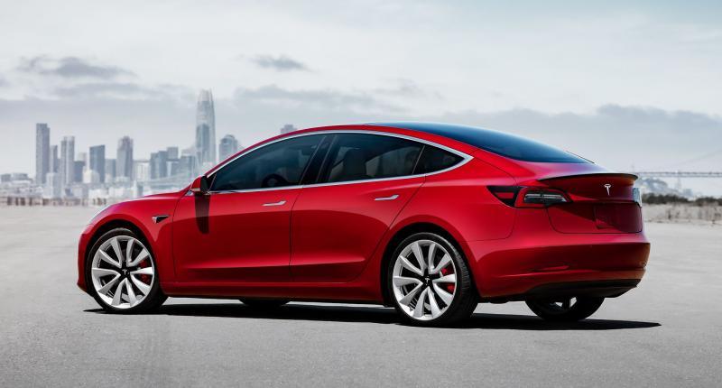 Mega-order voor Tesla! Autoverhuurder Hertz bestelt 100.000 elektrische auto's