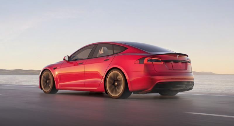 Waarom het Nürburgring-record van de Tesla Model S Plaid niet zo indrukwekkend is