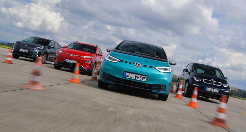 Test - Kia e-Niro of Volkswagen ID.3 - actieradius is ook niet alles
