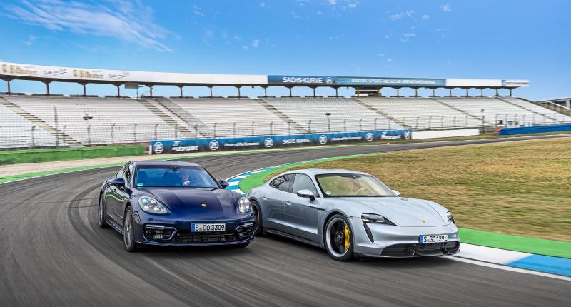 Test Porsche Taycan vs. Porsche Panamera: waarom een elektrische Porsche sportiever is