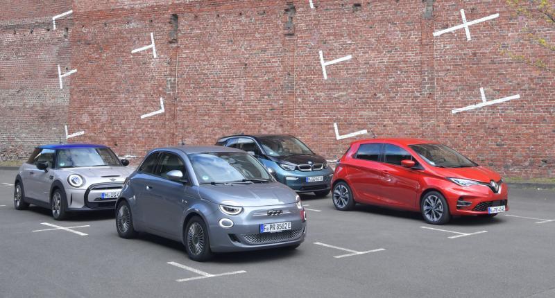 Waarom niet de Renault Zoe, maar de Fiat 500e de beste 'goedkope' elektrische auto is
