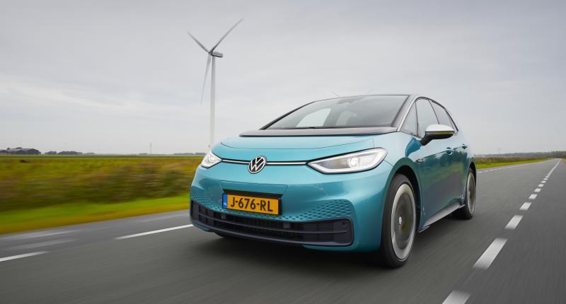 De auto van 2020: de keuze van Gert Wegman