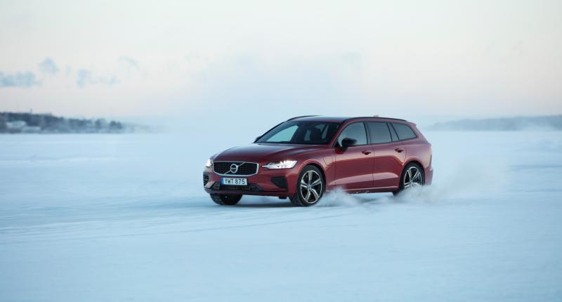 Test Volvo V60 (2020)