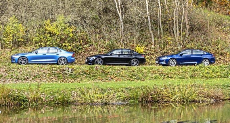 BMW 320i, Opel Insignia en Volvo S60 getest: waarom de Opel goed voor je rug is