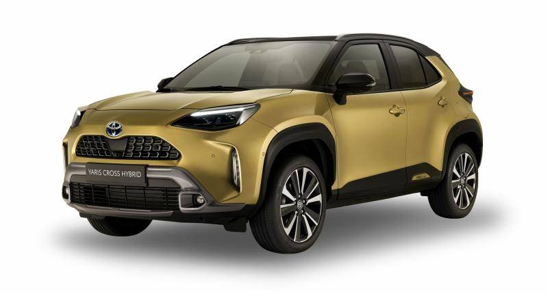 Prijsvergelijking: Toyota Yaris Cross vs. Renault Captur, Hyundai Kona, Honda Jazz Crosstar