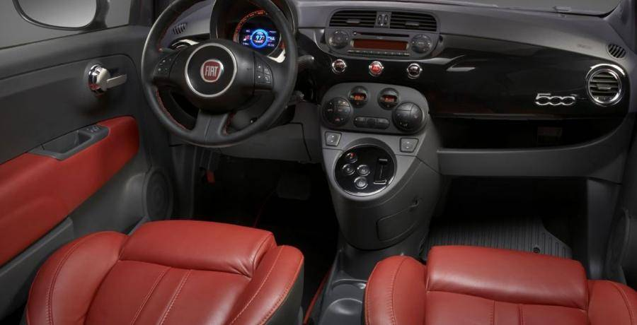 Fiat 500 goes electric