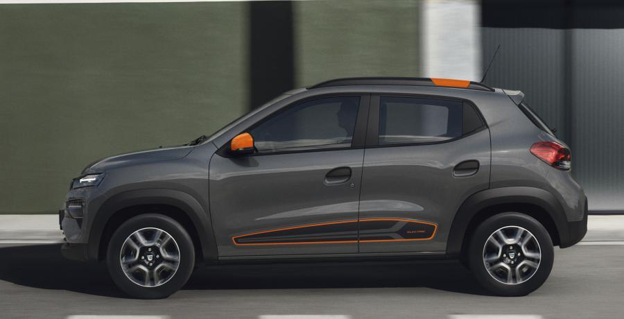 Ook jij kunt de elektrische Dacia Spring Electric betalen!