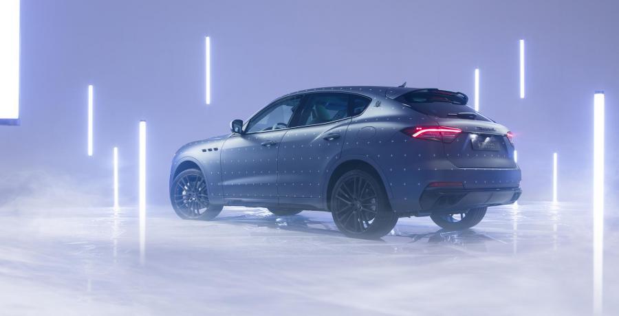 Maserati Grecale: Er komt een suv onder de Levante