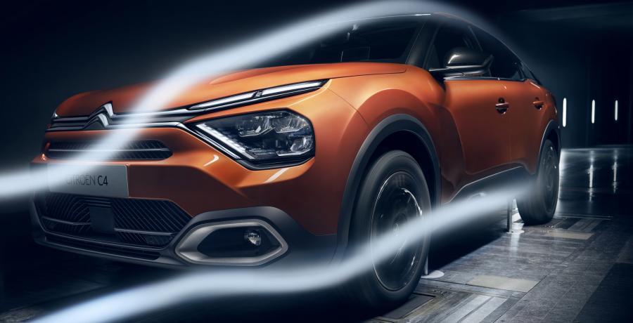 Kërsvërse Citroën ë-C4 is volledig ëlëktrisch