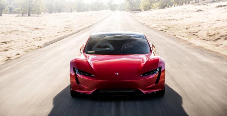 Tesla Roadster weer uitgesteld! Je zult maar 43.000 euro hebben aanbetaald ...
