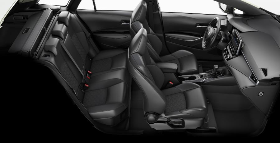 Waarom de Suzuki Swace geen Toyota Corolla is