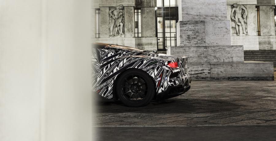 Dit wordt het kloppende hart van de nieuwe Maserati MC20