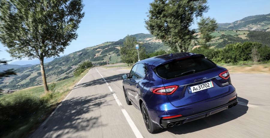 Wat is er goed aan de Maserati Levante Trofeo?