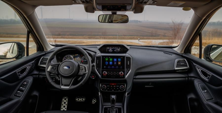 Wat is er goed aan de Subaru Forester e-Boxer?
