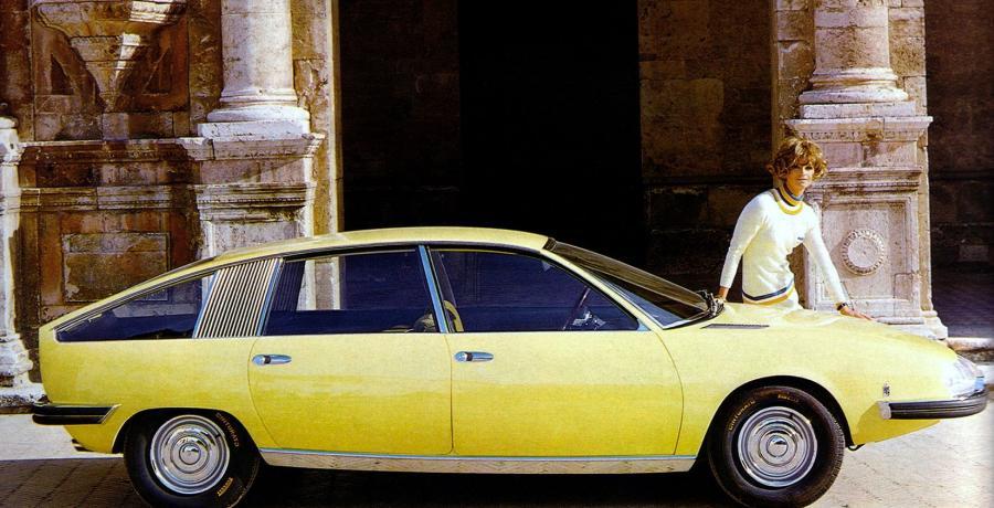 Top 8: Geryclede autodesigns - Zonde om weg te gooien!