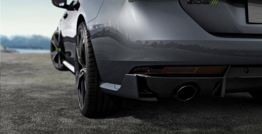 Peugeot 508 PSE: 360 pk in een Peugeotje? Toe maar!