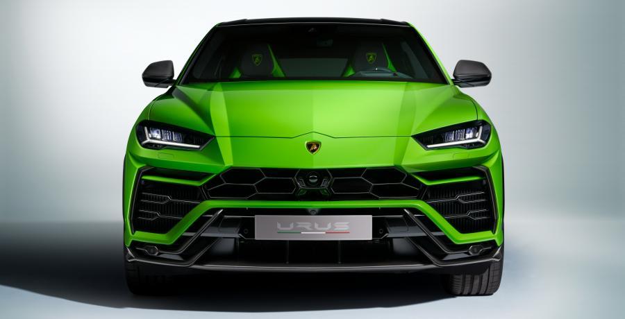 Kopers Lamborghini Urus zijn grijze muizen
