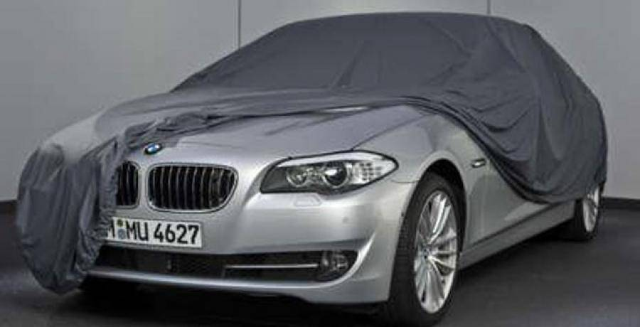 Front nieuwe BMW 5-serie onthuld