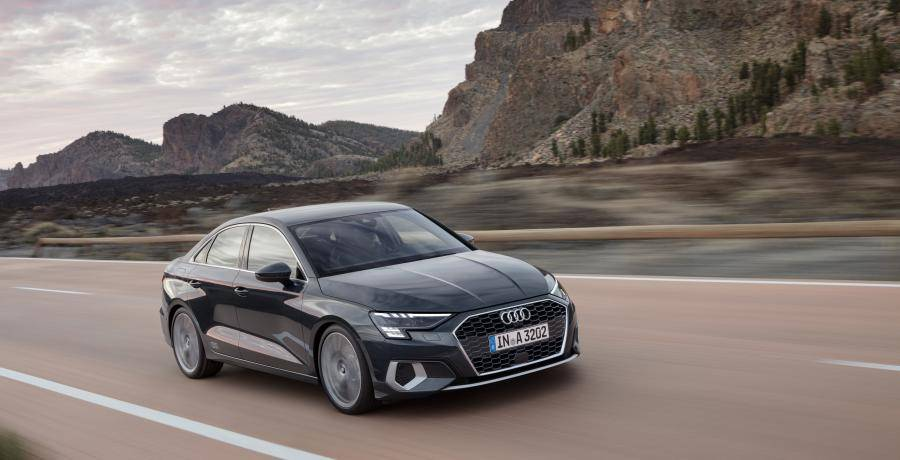 Nu ook de Audi A3 Limousine in het nieuw gestoken