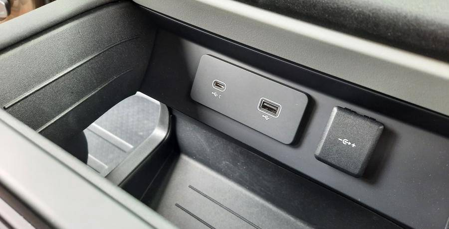 Ssst - dit zijn alle geheime vakjes van de nieuwe Land Rover Defender!