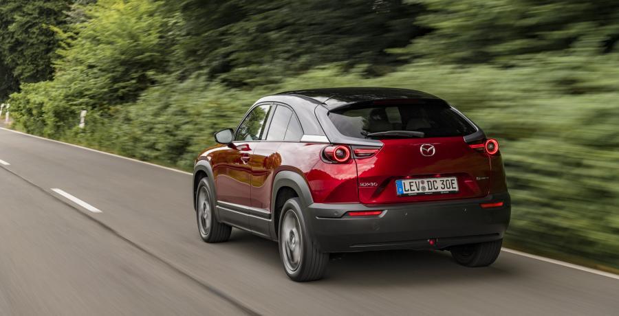 Prijsvergelijking: elektrische suv's van Mazda, MG, Peugeot en Hyundai