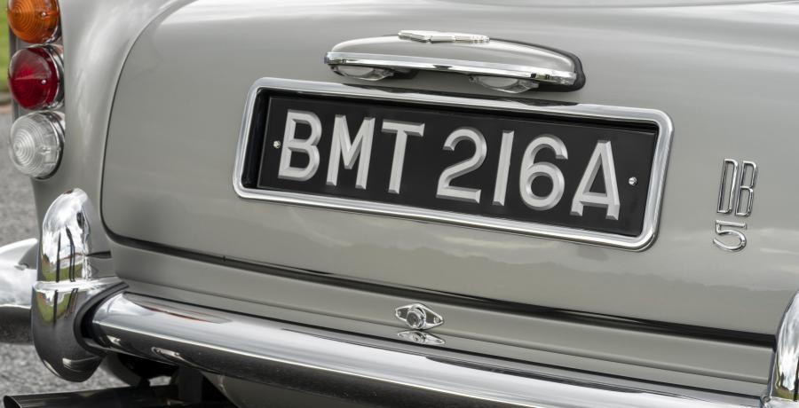 Waarom kopers 'nieuwe' Aston Martin DB5 van koude kermis thuiskomen
