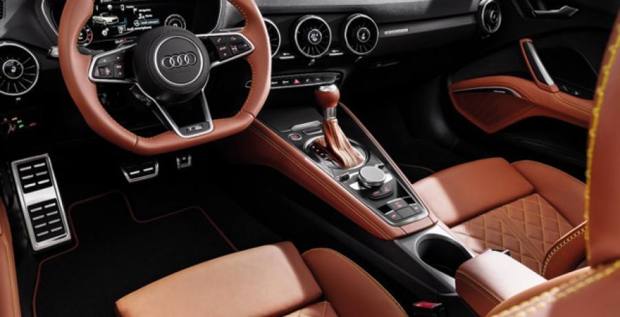 Audi TT roadster prijzen en specificaties