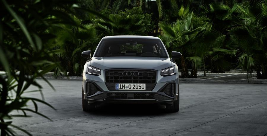 Voor en na: facelift Audi Q2