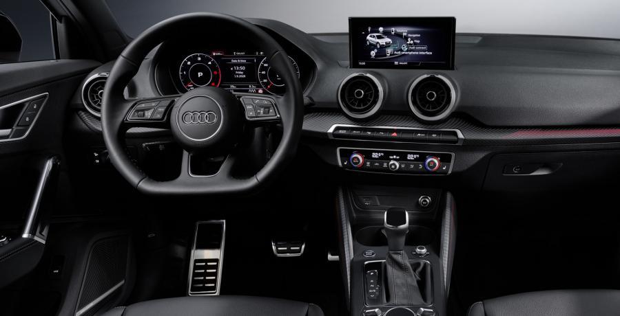 Prijzen Audi Q2: De gefacelifte premium-suv is duuuuur!