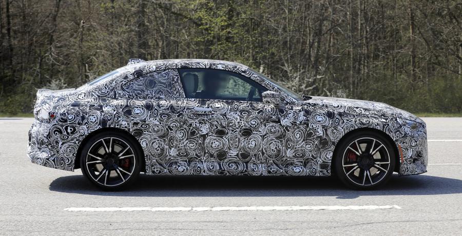 Woohoo! De nieuwe BMW 2-serie Coupé heeft geen hazentanden