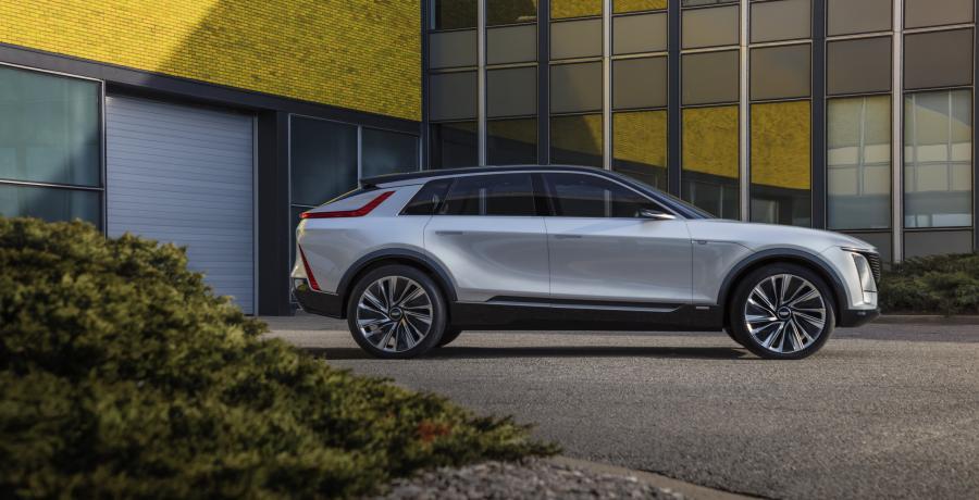 Cadillac Lyriq: Amerikaans luxemerk onthult eerste elektrische auto