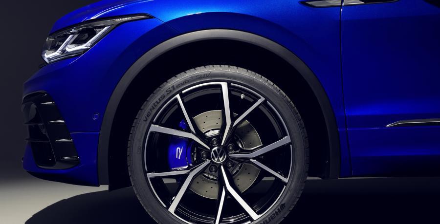 Volkswagen Tiguan R: kijken, kijken, maar niet kopen