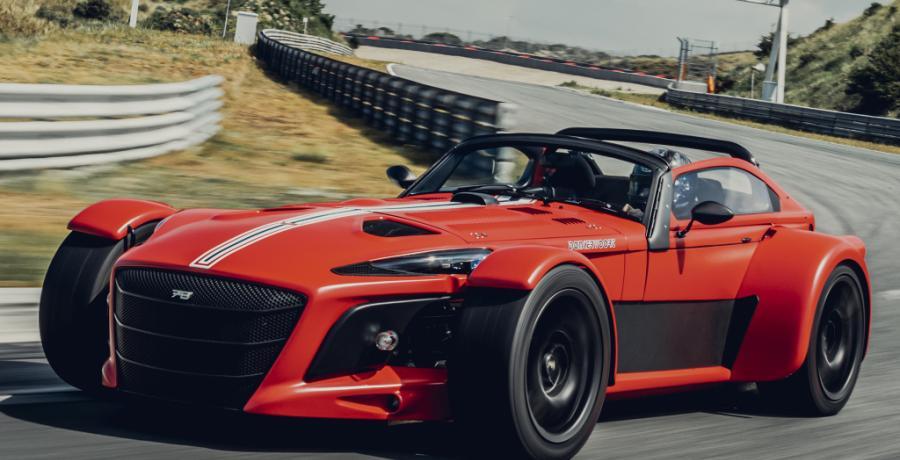 Donkervoort D8 GTO-JD70: Joop viert zijn verjaardag ook op het circuit