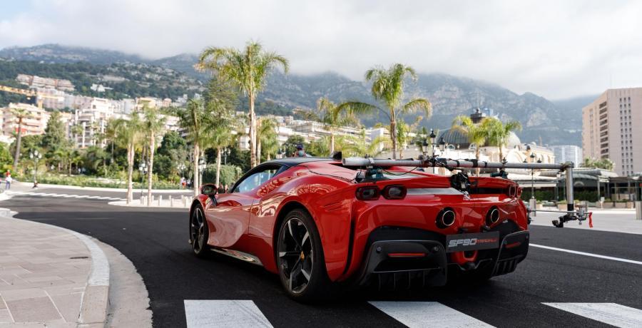 Ferrari schiet in Monaco vervolg op C'était un Rendez-vous