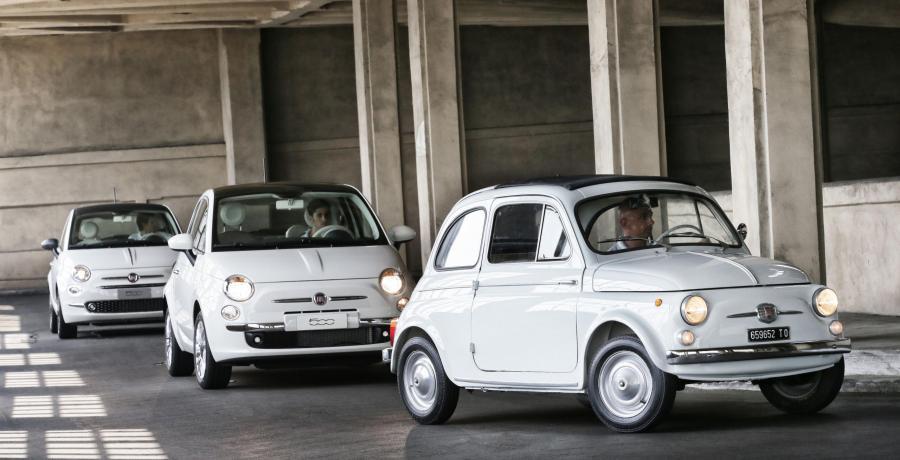 Kleuren van en voor de kleintjes: kleurplaten van Fiat