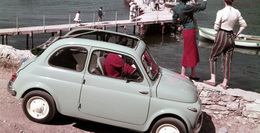 Dit moet je weten over de oude en nieuwe Fiat 500