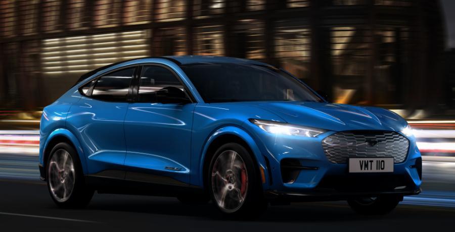 Elektrische Ford Mustang Mach-E uitgesteld naar 2021