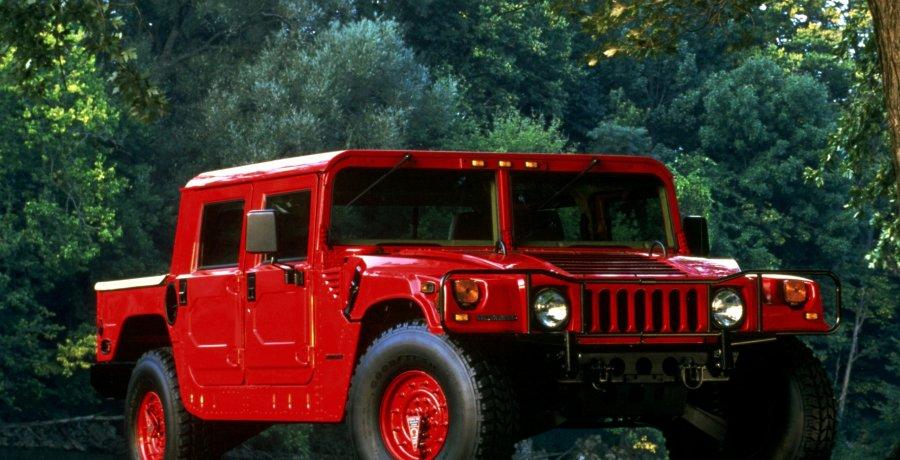 Hummer is terug! Met de elektrische GMC Hummer EV