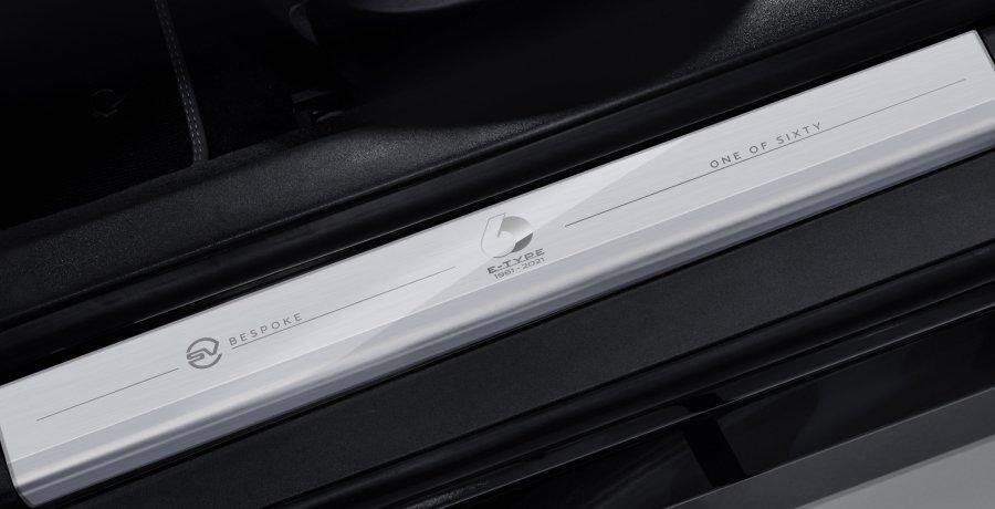 Jaguar F-Type Heritage 60 Edition: een cadeau van 200.000 euro aan de E-type
